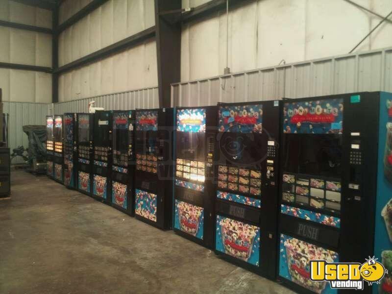 Fast Corp Vending Machines Frozen Vending Machines