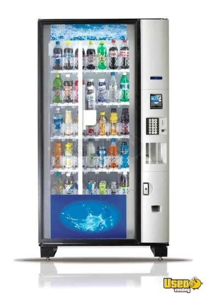 Dixie Narco Bevmax 4 Electronic Soda Vending Machine