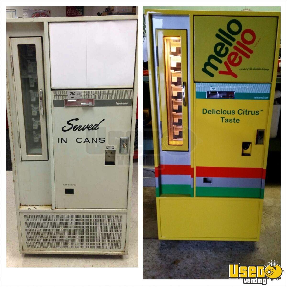 vintage soda machine for sale