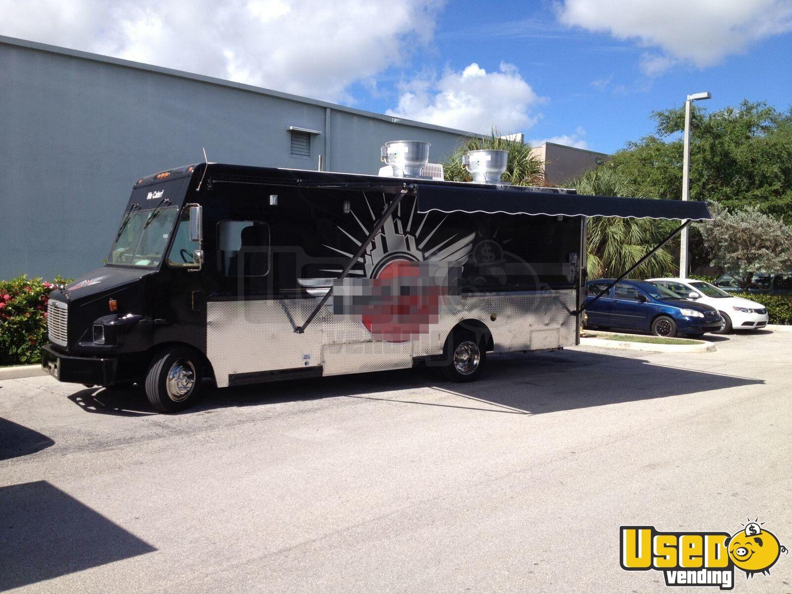 Carolina Q Food Truck