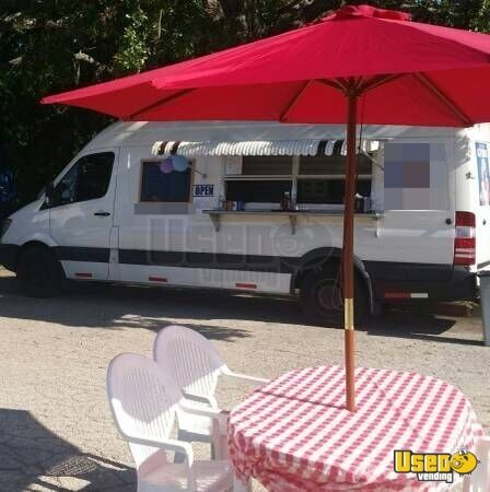 Sprinter Food Truck for Sale in Florida!!!