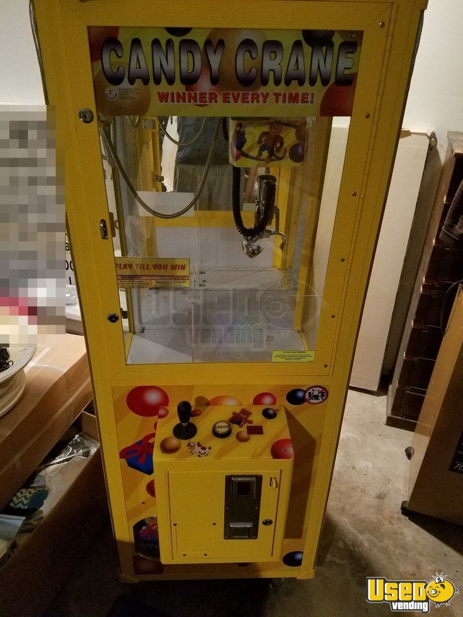 claw machine for sale used