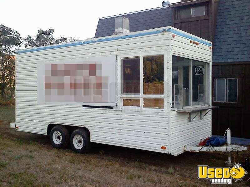 20 39 X 8 39 Mobile Kitchen Food Concession Trailer Mobile Kitchen Trailer