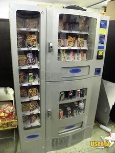 Office Deli Snack, Soda & Entree Vending Machines for Sale in North Carolina!!!