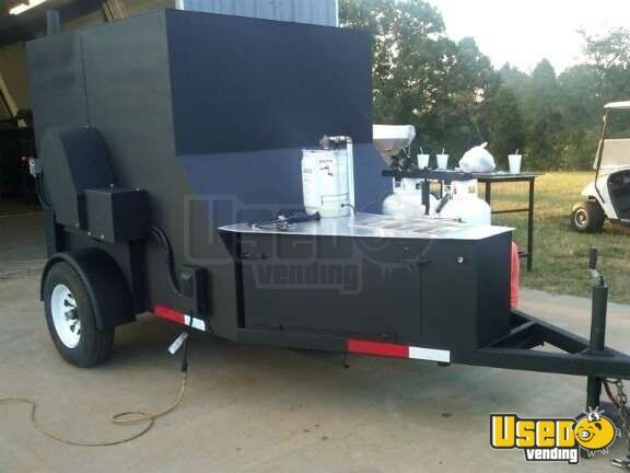 2010 Custom Commercial Corn Roaster!!!
