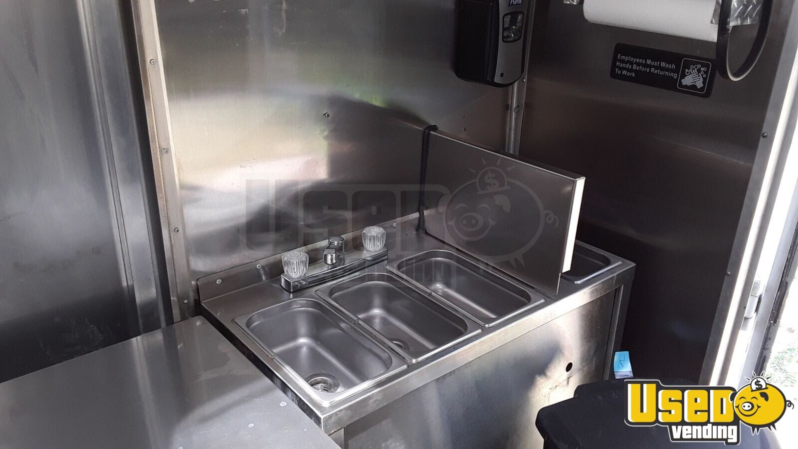 Details about Chevy P30 Workhorse Step Van Mobile Kitchen Food Truck for  Sale in Florida!!!