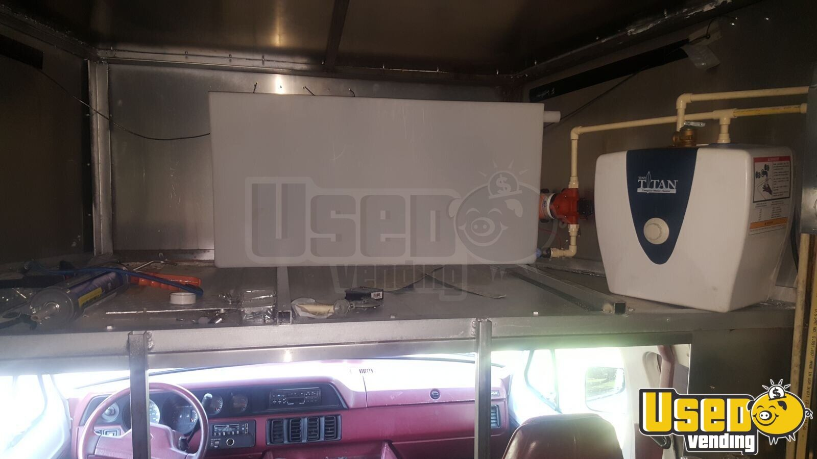 Dodge Food Truck | mobile kitchen for Sale in Maryland