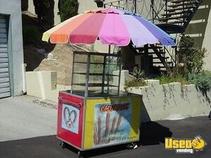 Used Churro Cart for Sale in California!!!