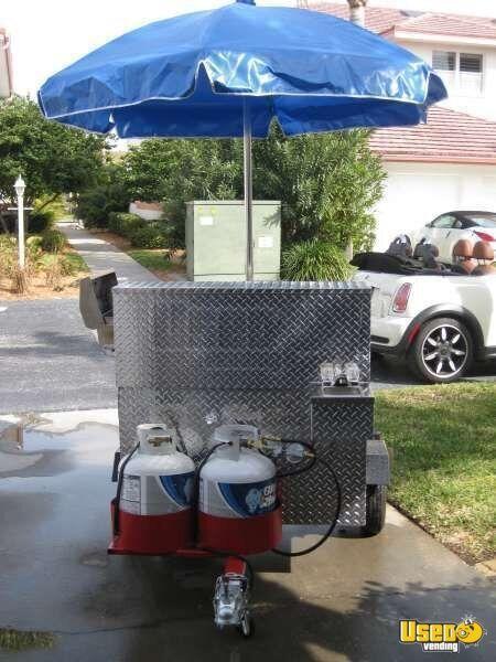 Hot Dog Cart License Florida