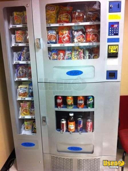 office deli vending machine