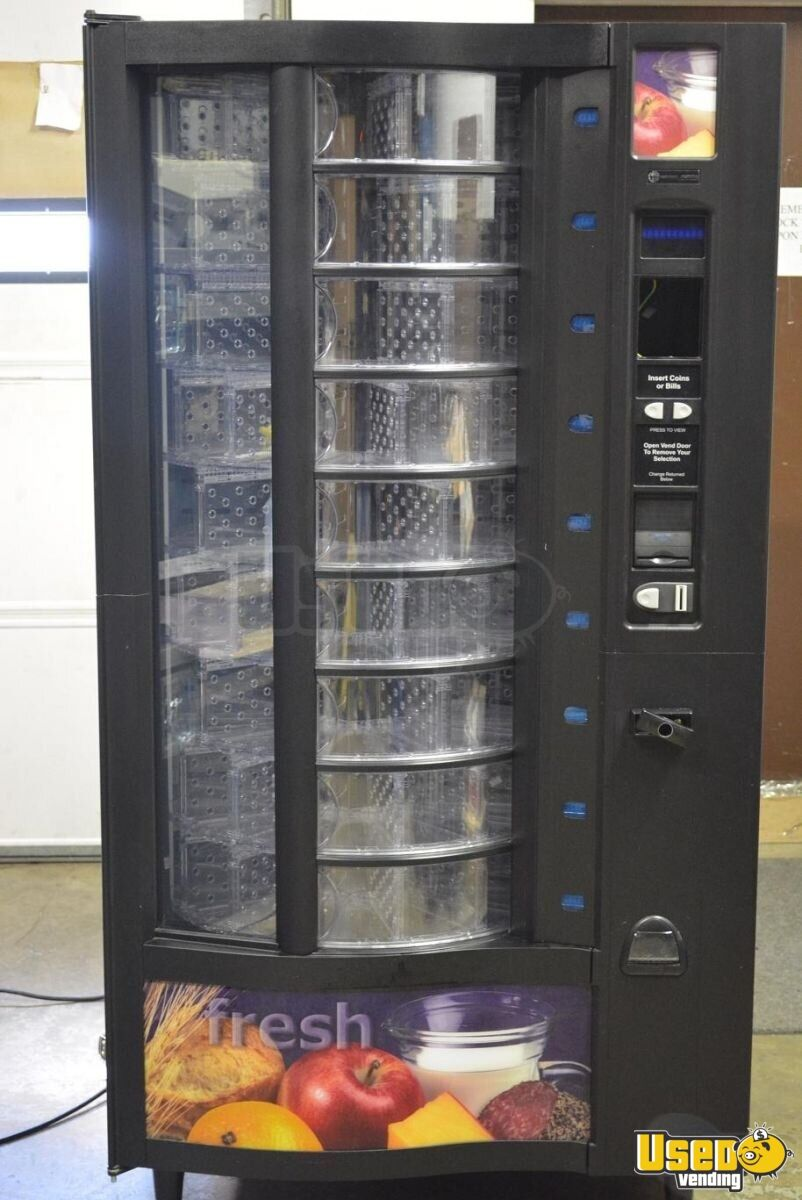 Ohio Used Cold Food Vending Machines | Crane National ...