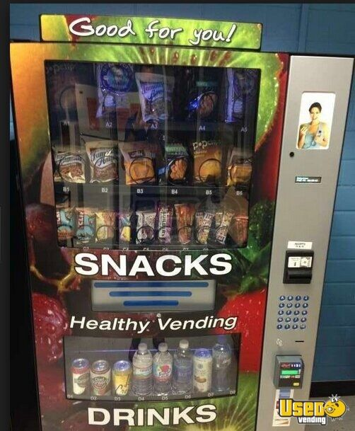used vending machine for sale