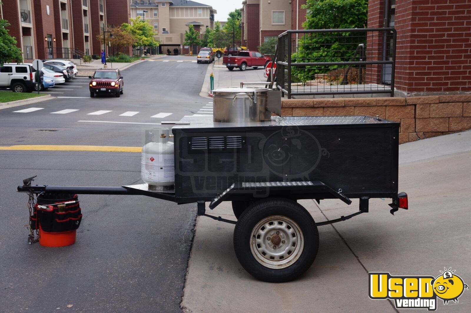 Kettle Corn Trailer Cart for Sale in Colorado - 2