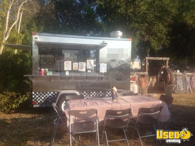 2010 - 10' x 6' DreamMaker Columbia XL10 Food Concession Trailer - 8