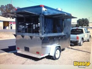 2010 - 10' x 6' DreamMaker Columbia XL10 Food Concession Trailer - Small 9