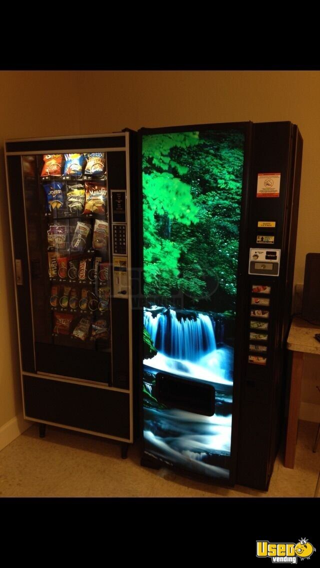 Limos For Sale >> Royal 650 & National 146 | Vending Machines for Sale in ...