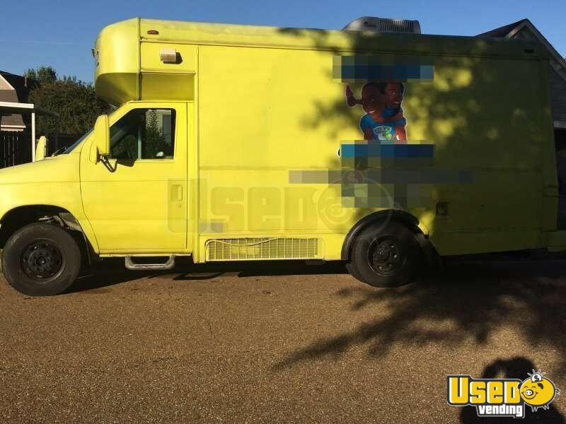 Used Ford E350 Shaved Ice Truck in Tennessee for Sale - 2