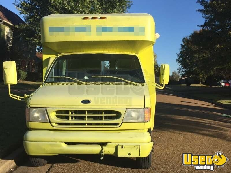 Used Ford E350 Shaved Ice Truck in Tennessee for Sale - 3