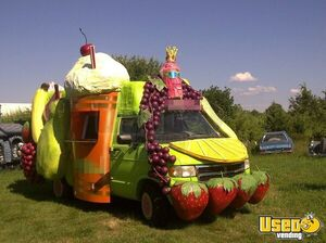 Used Dodge Ice Cream/Smoothie Truck in New York for Sale!!!