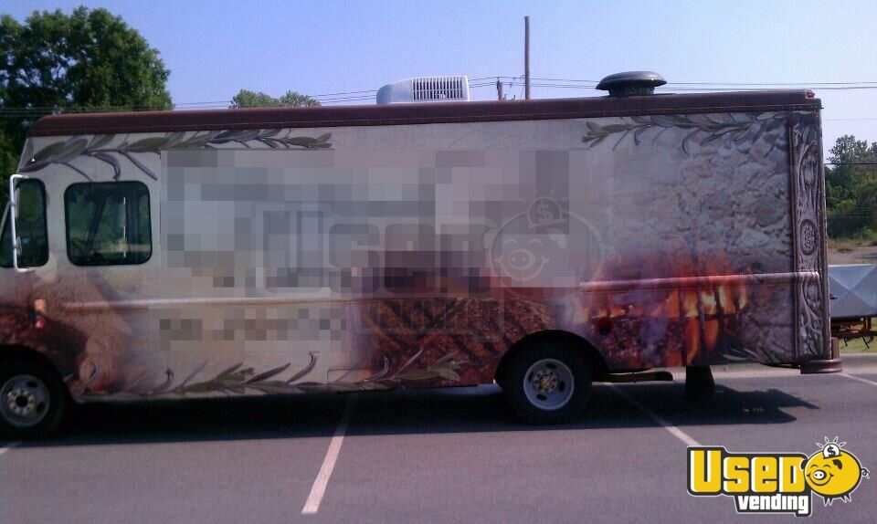 turnkey chevy food truck for sale in arkansas used food truck. Black Bedroom Furniture Sets. Home Design Ideas