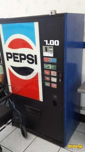 pepsi soda machine for sale