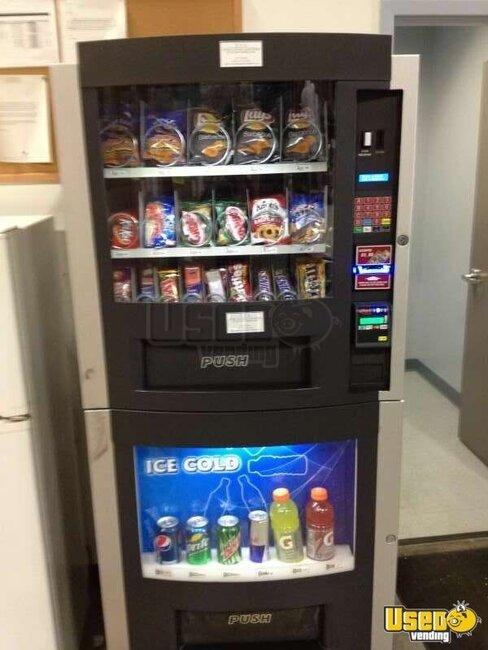 compact soda vending machine