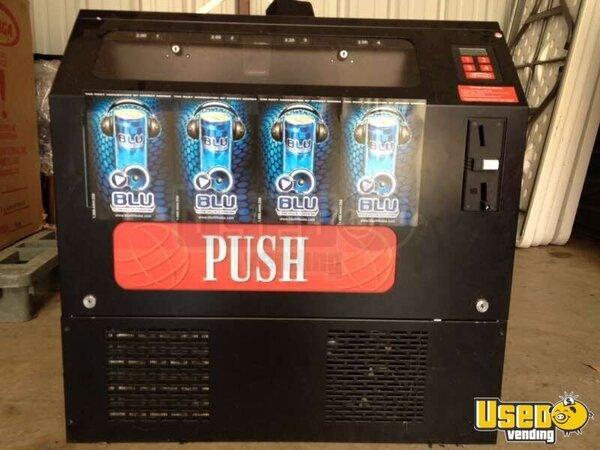 energy drink vending machine