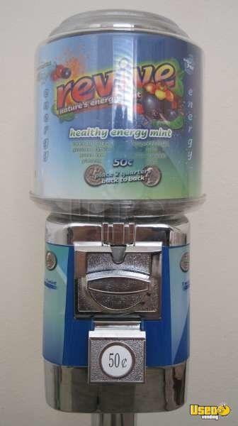 used capsule vending machine