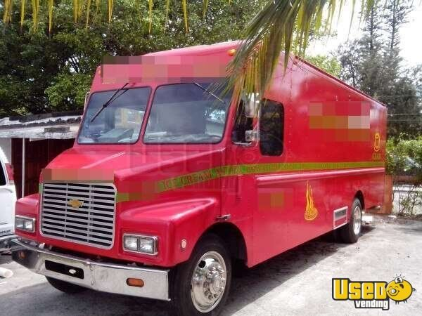 1988 - Chevrolet Step Van Food Truck!!!