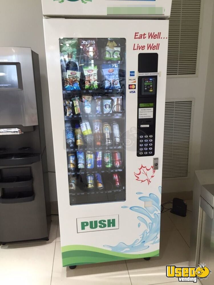 Max Healthy Vending Machines | Used Vending Machines for ...