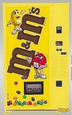 m m vending machine