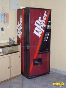 1998 Dixie Narco Soda Machine Florida for Sale