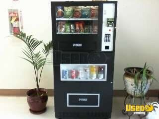 (2) - GO127 / 137 Electrical Snack & Soda Combo Vending Machines!!!