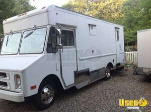 Chevy Food Truck - Used in New Jersey for Sale!!!