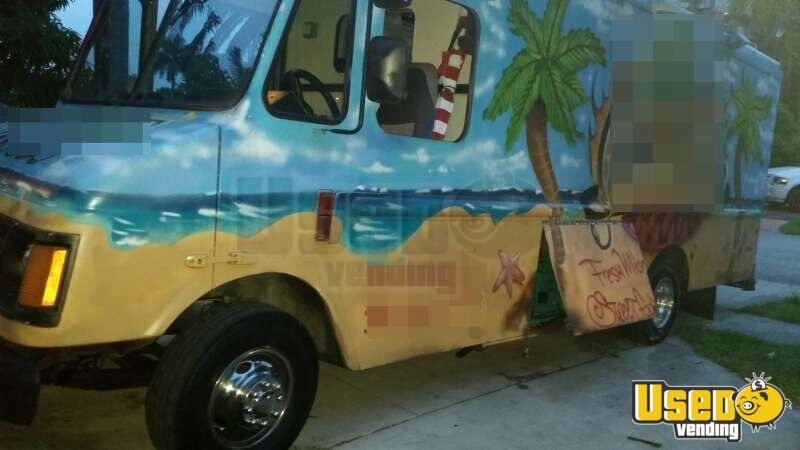 Chevy Workhorse Stepvan Mobile Kitchen Food Truck for Sale in Florida - 5