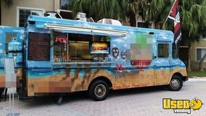 Chevy Workhorse Stepvan Mobile Kitchen Food Truck for Sale in Florida!!!