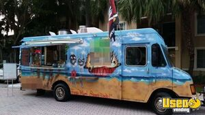 Chevy Workhorse Stepvan Mobile Kitchen Food Truck for Sale in Florida - Small 3