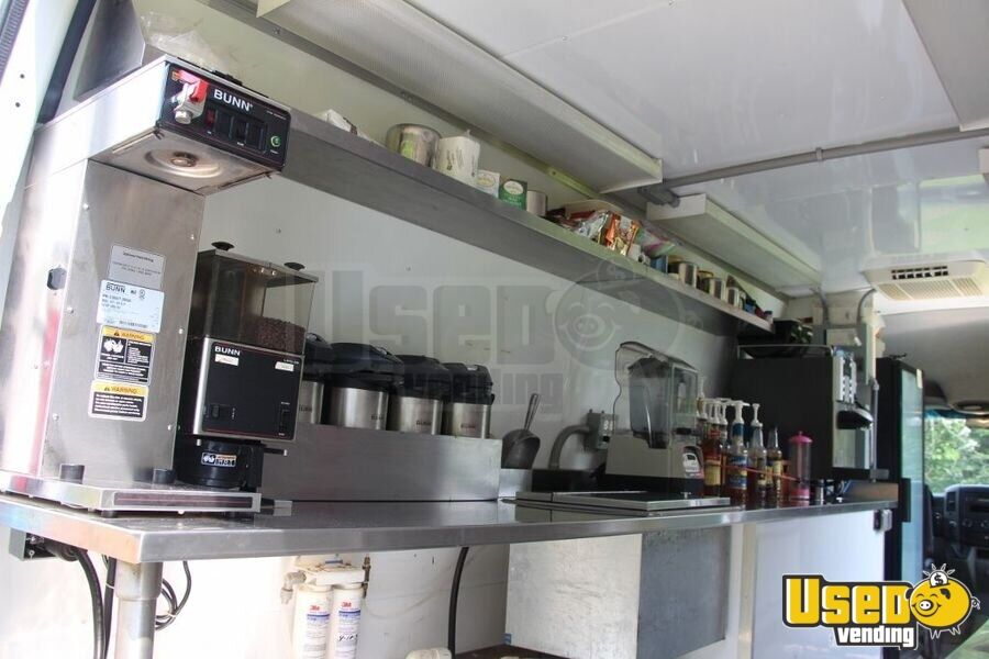 Used Dodge Sprinter Coffee Truck in Virginia for Sale - 12
