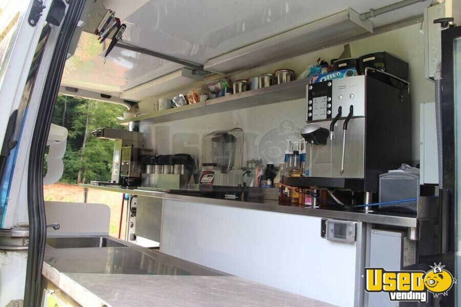 Used Dodge Sprinter Coffee Truck in Virginia for Sale - 13