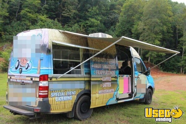 Used Dodge Sprinter Coffee Truck in Virginia for Sale!!!