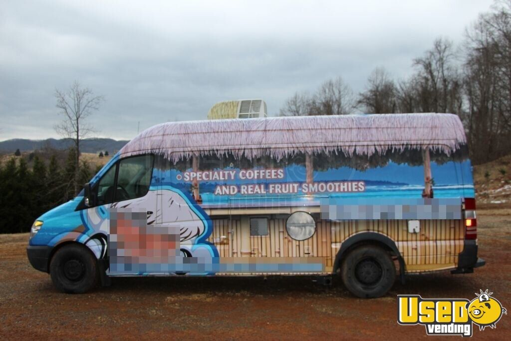 Used Dodge Sprinter Coffee Truck in Virginia for Sale - 3