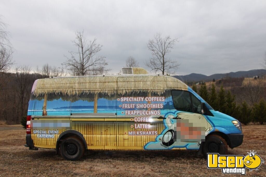 Used Dodge Sprinter Coffee Truck in Virginia for Sale - 5