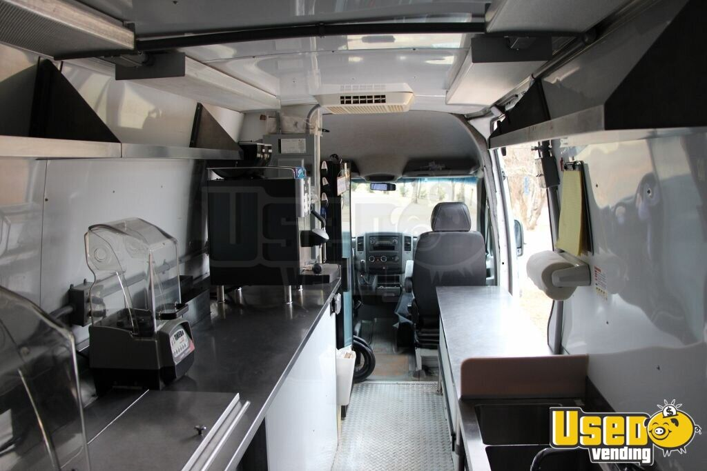 Used Dodge Sprinter Coffee Truck in Virginia for Sale - 8