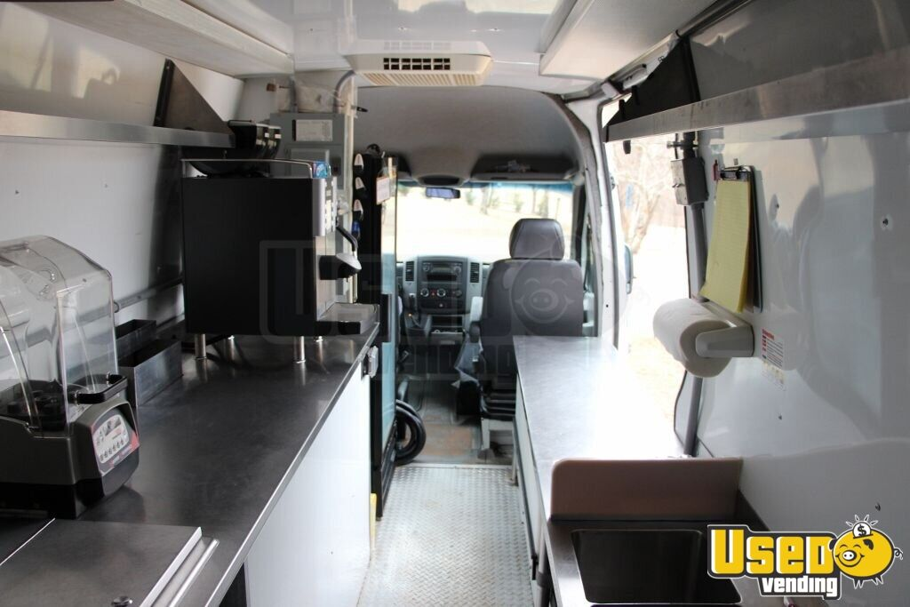 Used Dodge Sprinter Coffee Truck in Virginia for Sale - 9