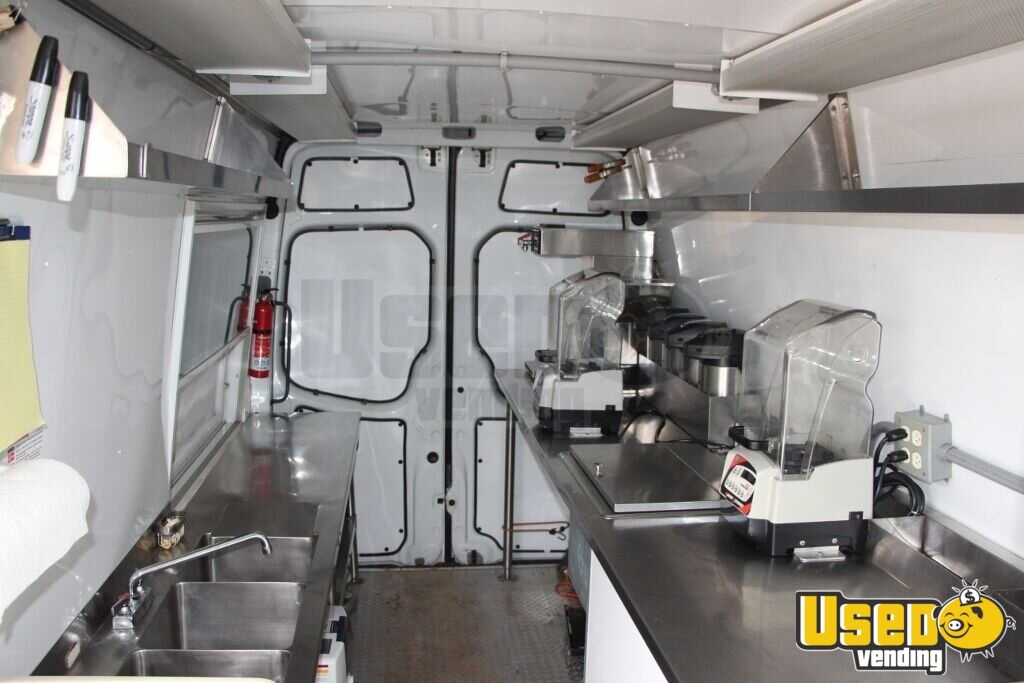 Used Dodge Sprinter Coffee Truck in Virginia for Sale - 10