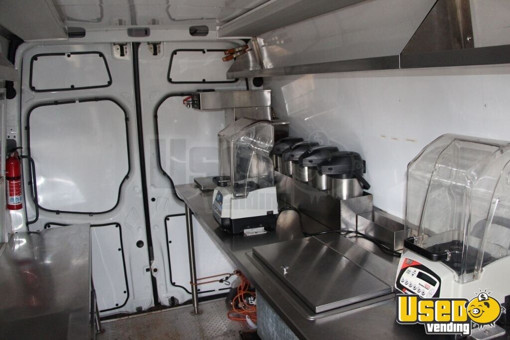 Used Dodge Sprinter Coffee Truck in Virginia for Sale - 11