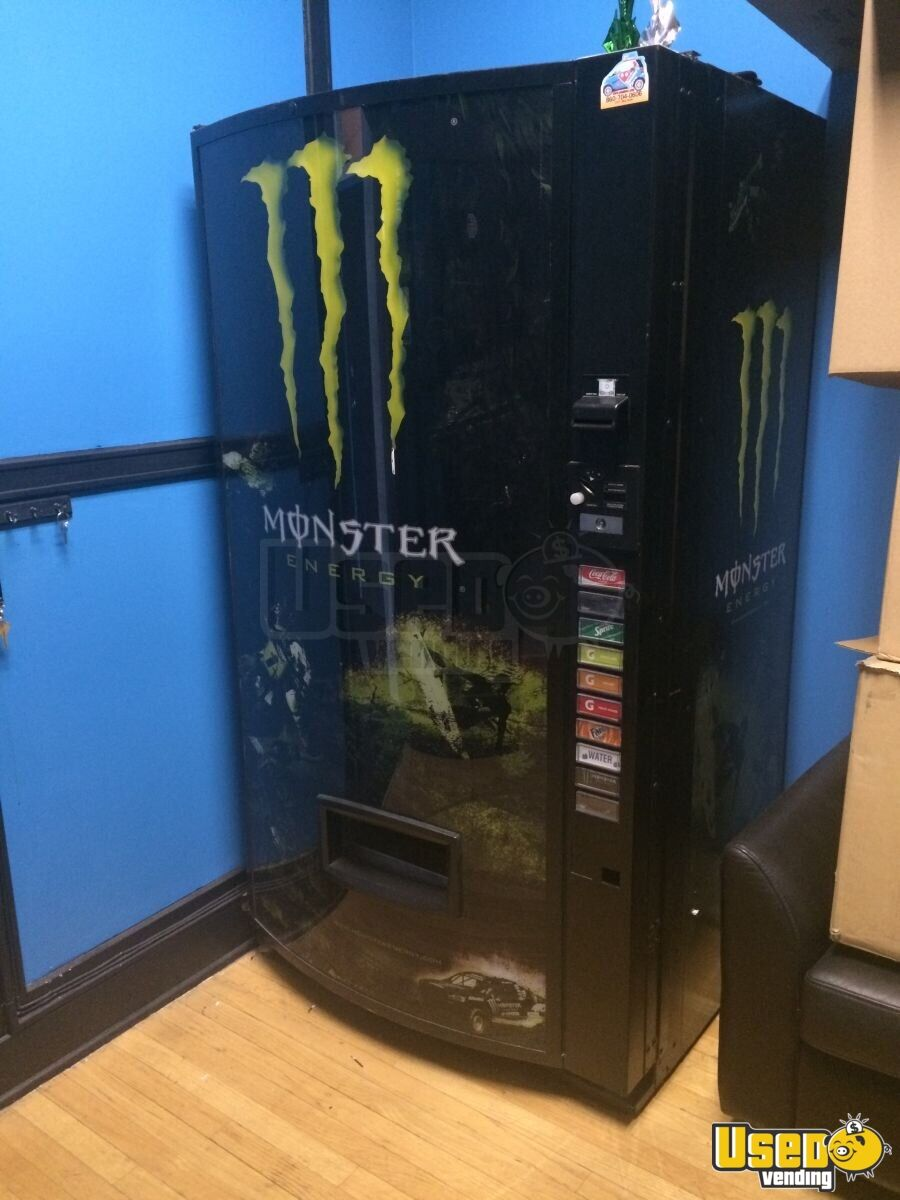 Monster Energy Drink Vending Machine For Sale In Connecticut