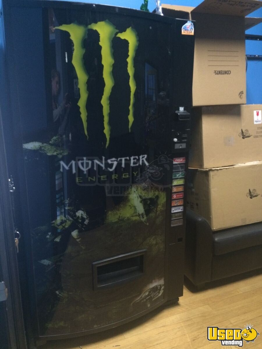 Monster Energy Drink | Vending Machine for Sale in Connecticut