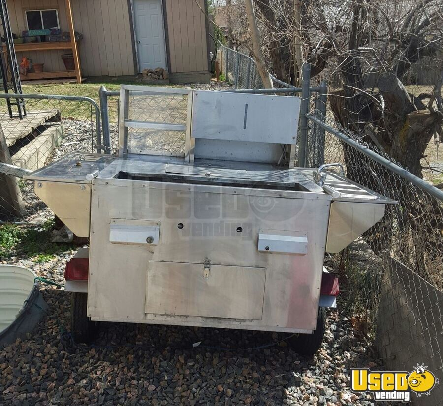 Hot Dog Cart For Sale In Colorado