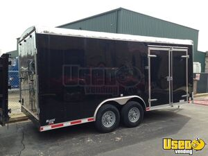 2015 - 8.5' x 18' Mobile Business Marketing Vehicle for Sale in Maryland!!!